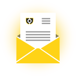 Letter Action icon