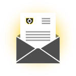Reminder letter icon