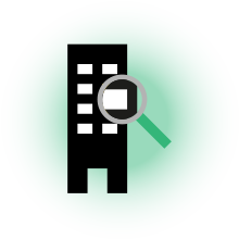 Company Monitoring Icon
